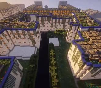 Warszawa eko-miastem przyszłości? Pomóc ma w tym zielony Minecraft