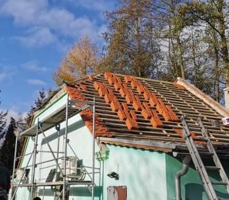 Świetlica wiejska zyska nowy dach [ZDJĘCIA]