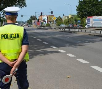Blisko 50 przekroczeń dozwolonej prędkości na drogach w powiecie