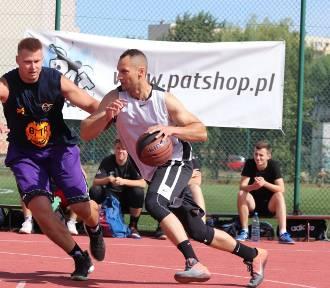 Streetball vol. 8 w Inowrocławiu. Najlepsi Niepokonani i Tymbark Team [zdjęcia]