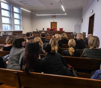 Milczący protest sędziów z Gdyni