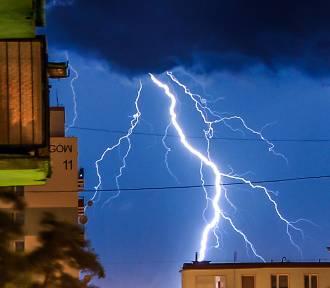 Koniec pięknej pogody na Dolnym Śląsku. Idą burze i deszcze. Pogoda na 9-10 maja