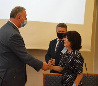 Piotr Radowski Przewodniczącym Rady Miejskiej w Wieluniu ZDJĘCIA