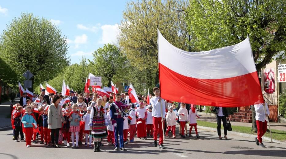 III Siemiatycki Marsz Biało-Czerwony
