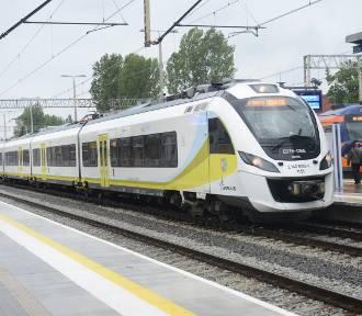 Dodatkowe połączenia kolejowe na majówkę z Zielonej Góry. POLREGIO uruchamia czasowe pociągi.