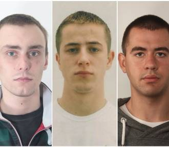 Handlowali narkotykami, teraz szuka ich policja. Zobacz zdjęcia poszukiwanych dilerów