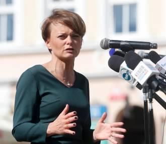 Skrucha Jadwigi Emilewicz: Popełniłam błąd i bardzo za to przepraszam