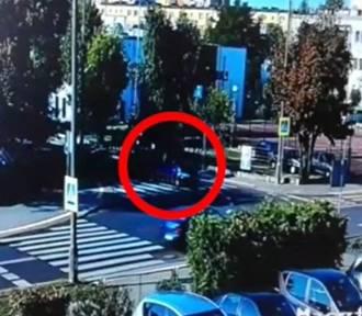 Tak kierowcy łamią przepisy na Bartodziejach w Bydgoszczy