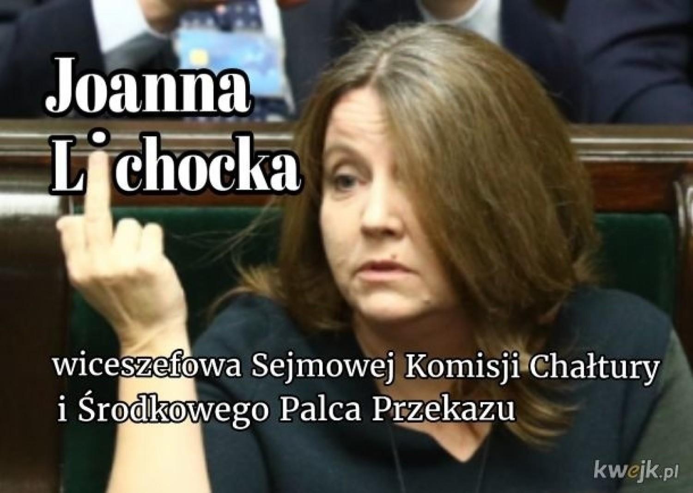 Joanna Lichocka powraca