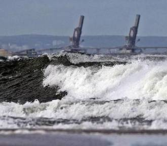Prognoza pogody na sobotę: silny wiatr nad morzem