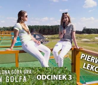 ZŁAP KONDYCJĘ. Zielona Góra gra w golfa odc. 3 [WIDEO]