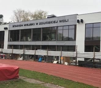Budowa na stadionie w Zduńskiej Woli. Jak wygląda nowy obiekt?