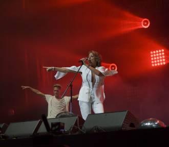 Największe przeboje pop i euro disco zabrzmiały na Arenie Lublin. Zobacz zdjęcia i wideo