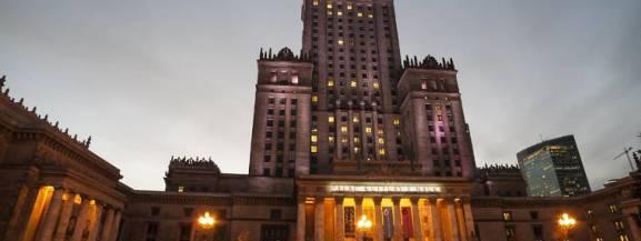 Spacery po Warszawie. Poznaj tajemnice, które skrywa Pałac Kultury