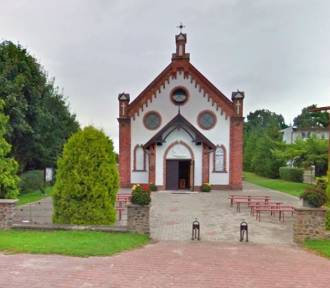 Nowa lokalizacja cmentarza komunalnego w Sztutowie.