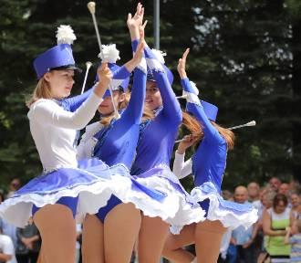 Piękne uczestniczki 47. Ogólnopolskiego Festiwalu Młodzieżowych Orkiestr Dętych [zdjęcia]