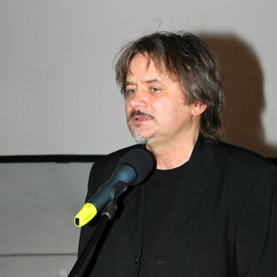 """Michał Juszczakiewicz - reżyser i producent filmu """"Tajemnica kodu Kopernika"""""""