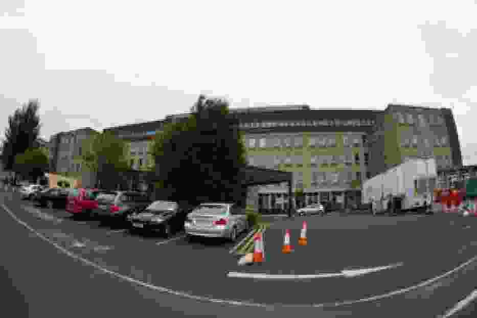 Nowy szpital w Letterkenny