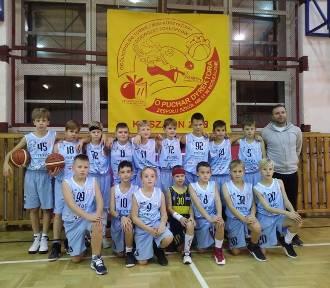 I miejsce Spójni Stargard na turnieju rocznika 2007 w Koszalinie