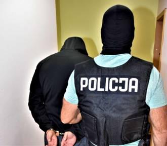 29-latek trafił do aresztu po tym jak znaleziono przy nim kilogram narkotyków