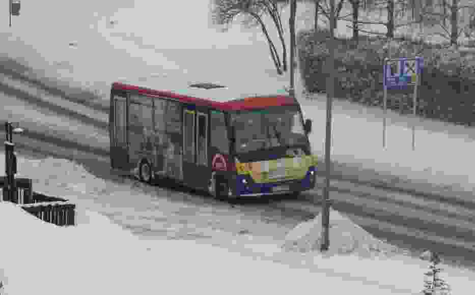 Autobus Miejskiego Przedsiębiorstwa Komunikacyjnego w Radomsku