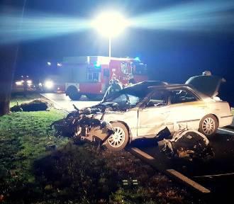 Jego auto miało zderzenie z krową. Zobaczcie co zrobiła