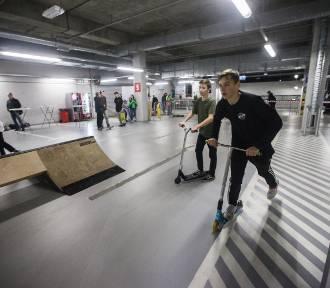 Kraków. Pomysł na ferie dla amatorów rolek, hulajnóg, rowerów BMX
