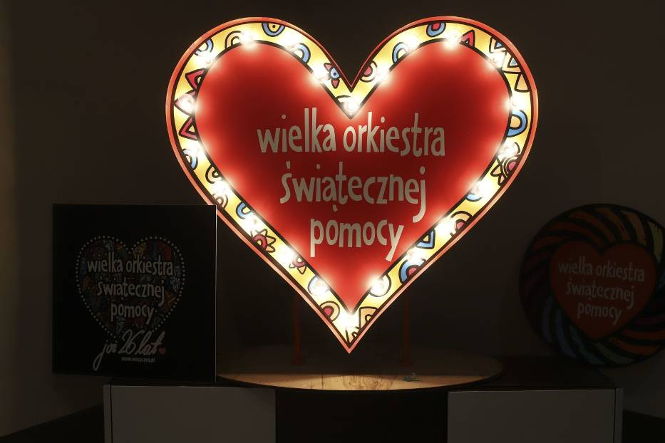 Finał Wielkiej Orkiestry Świątecznej Pomocy w Białymstoku