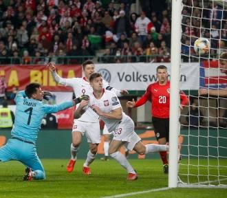 Piątek strzela, Polska wygrywa z Austrią [zdjęcia]