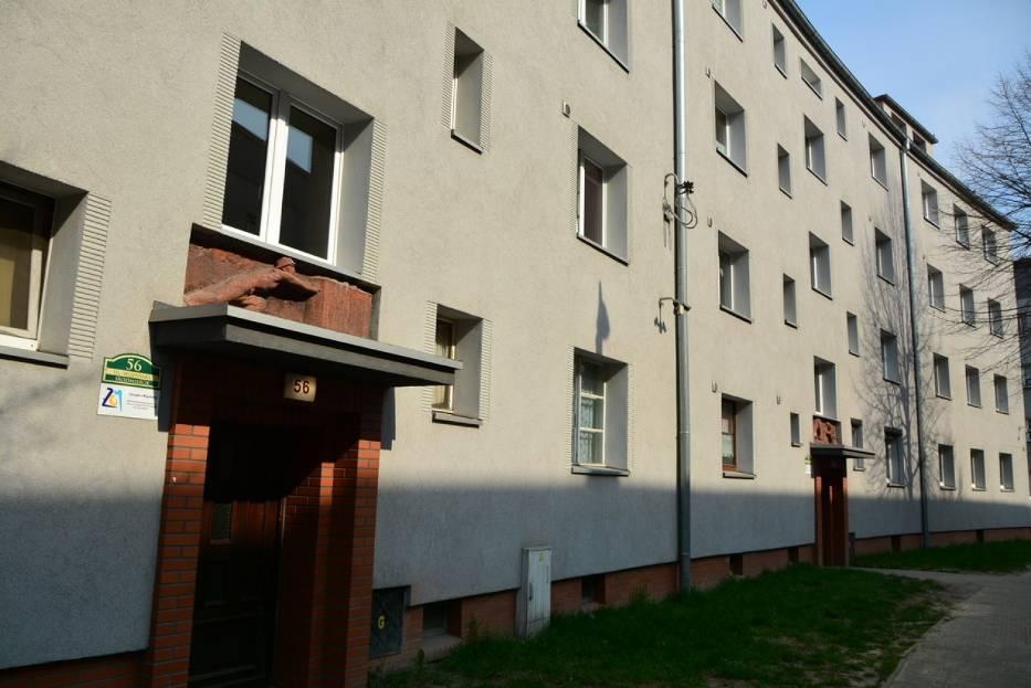 Budynek mieszkalny wielorodzinny ul