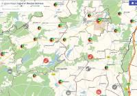 Mapa I Przystanki Ztm Warszawa Naszemiasto Pl