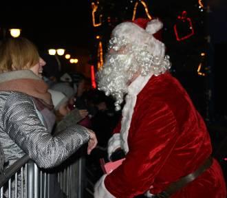 Św. Mikołaj najpierw był w Ślesinie [ZDJĘCIA]