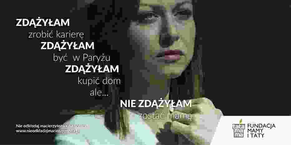 Kampania o macierzyństwie oburzyła Polaków