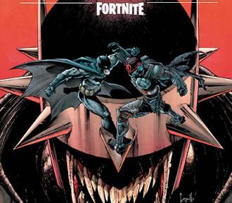 Batman i Fortnite znów łączą siły. Premiera nowego komiksu już 26 października!