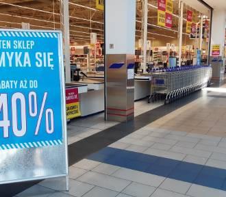 Tesco. Likwidacja sklepów w Gliwicach i w Świętochłowicach. Co dalej?