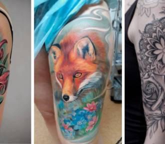 """Tatuaże i jeszcze więcej tatuaży? Co najchętniej """"dziaramy"""" w Zgorzelcu i okolicach?"""