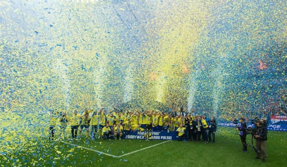 Każdy klub może marzyć o wielkim finale na PGE Narodowym w Warszawie