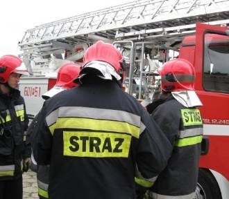 Ulewa w powiecie oleśnickim. Strażacy podsumowali działania