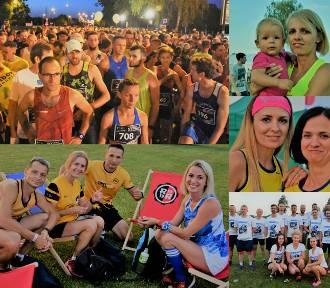 10 Rybnicki Półmaraton Księżycowy za nami! Prawie 1200 biegaczy biegło nocą ulicami miasta [ZOBACZCIE