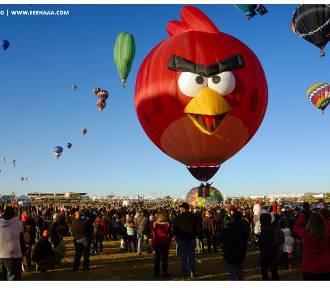 Angry Birds Film. Nad Błoniami zawiśnie balon Angry Birds [nasz patronat]