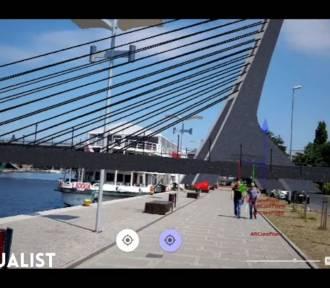 Tak będzie wyglądał Most Kłodny w Szczecinie [WIDEO, WIZUALIZACJE, ZDJĘCIA]