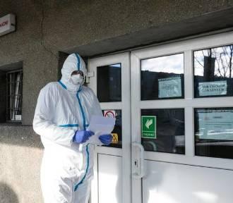 Koronawirus Dolny Śląsk: ponad 100 zakażonych, 50 lekarzy i pielęgniarek wyłączonych. Nie żyje