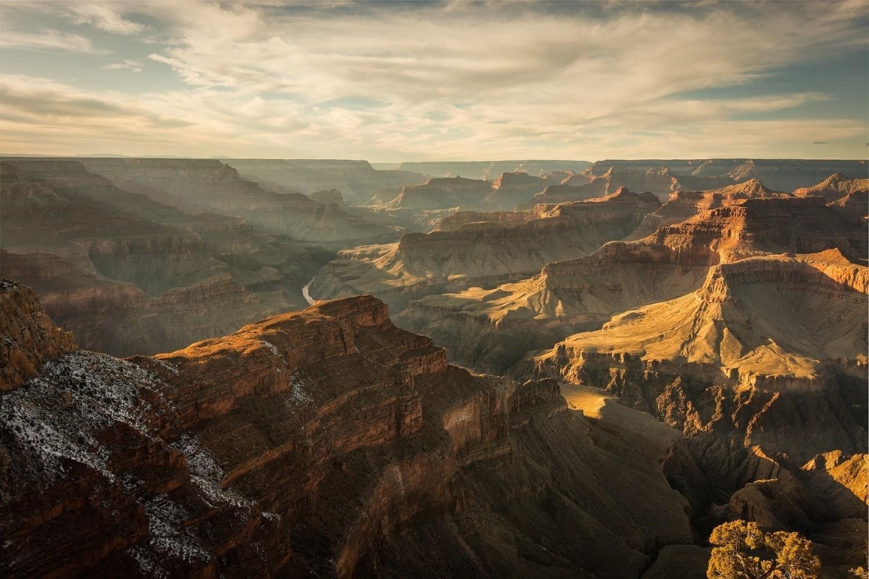 Wielki Kanion w Ameryce
