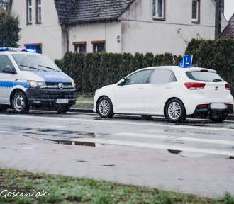 """Kursant na prawo jazdy z krotoszyńskiej """"elki"""" potrącił dziecko"""