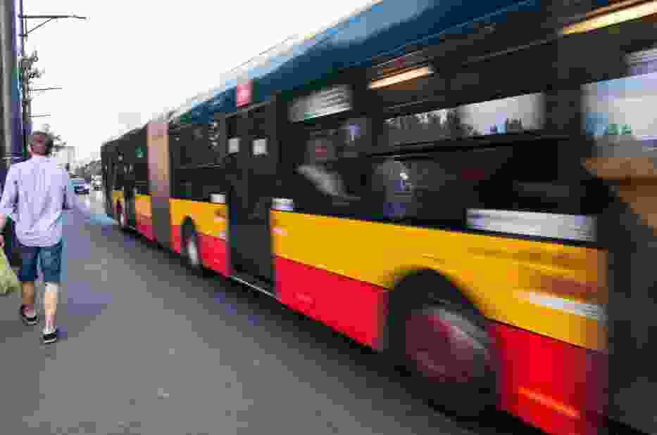 Nowe autobusy w Warszawie