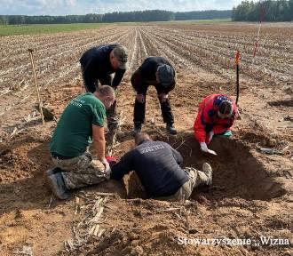 Gm. Kołaki Kościelne. Odnaleziono szczątki polskiego żołnierza