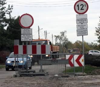 Remont ulicy Szczytnickiej w Legnicy [ZDJĘCIA]