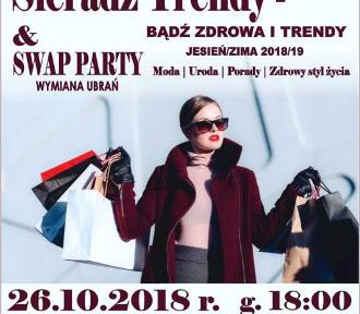 Sieradz trendy. Spotkanie z modą i swap party w Sieradzu