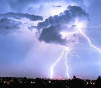 Uwaga na burze z gradem. IMGW wydało ostrzeżenie