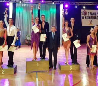 Mistrzowie tańca z całej Polski spotkali się w Siennicy Różanej